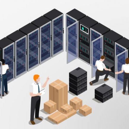 Jasa Relokasi Server